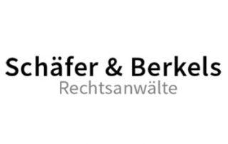Rechtsanwälte Schäfer Berkels hat eine WordPress Webseite von Pfauensohn