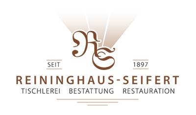 Bestatter Reininghaus-Seifert hat eine WordPress Webseite von Pfauensohn