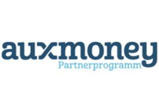 auxmoney Partnerprogramm hat eine Webseite von Pfauensohn